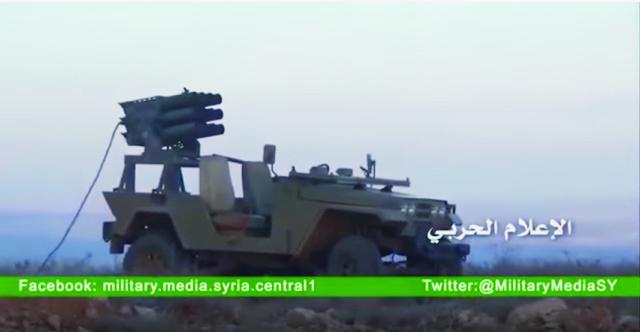 Sýrska armáda a jednotky Dáiš-u zvádzajú ťažké boje v okolí mesta Hanasser