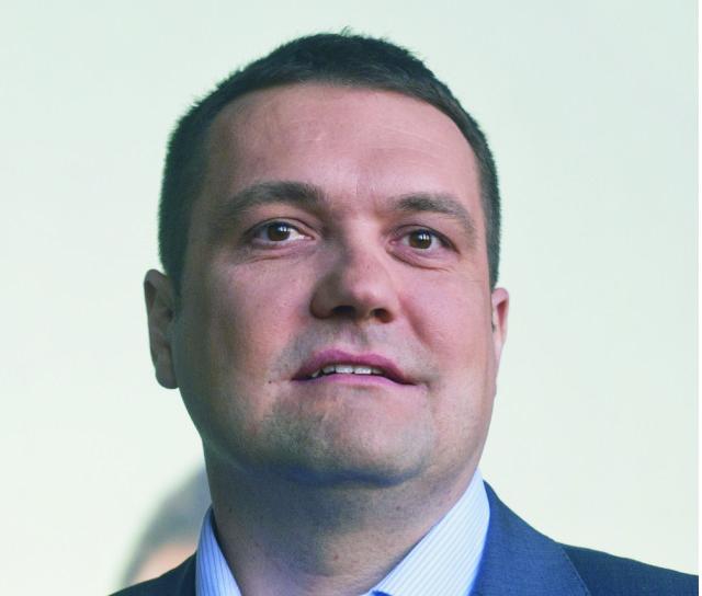 Na snímke poslanec Národnej rady SR Viliam Novotný