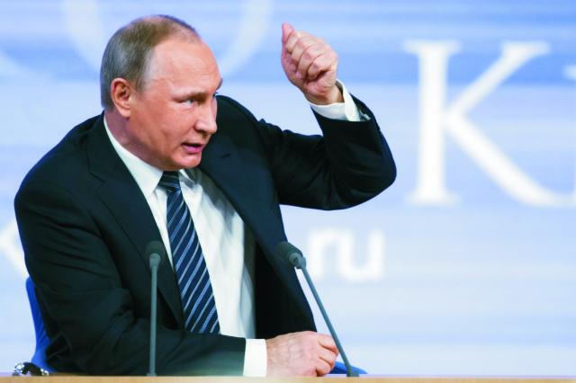 Prezident Putin nepotěšil Saudy. Jasně pojmenoval roli Saúdské Arábie na Blízkém východě i řešení její situace