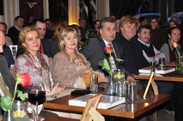 Na slávnosti sa zúčastnili mestskí poslanci Renáta Kolenčíková, Lívia Šumichrastová, Slavomír Hatala a Pavel Varga, ako aj zoborský titulárny opát Mons. Ladislav Belás