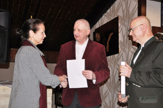 Ocenená bola aj riaditeľka Krajského pamiatkového úradu Anna Valeková