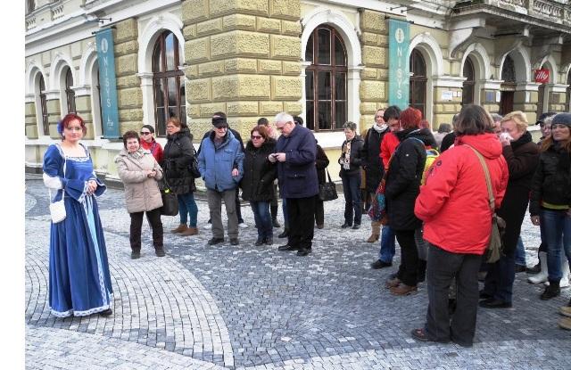 O turistické prehliadky najstaršieho slovenského mesta Nitry býva veľký záujem počas celého roka