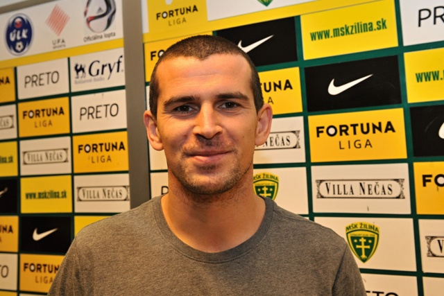 Na snímke Viktor Pečovský