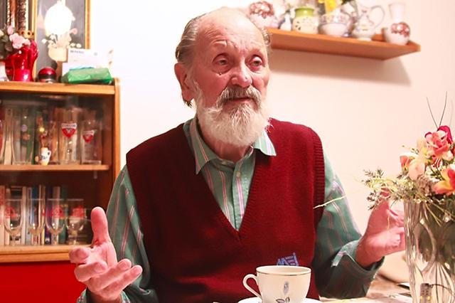 Na snímke František Štamberský