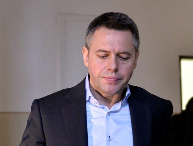 Na snímke exposlanec Národnej rady SR Vladimír J.