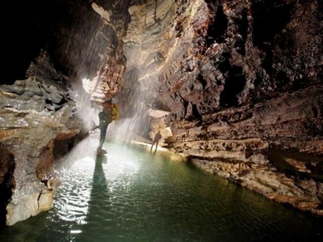 V Mexiku objavili asi najhlbšiu jaskyňu na svete