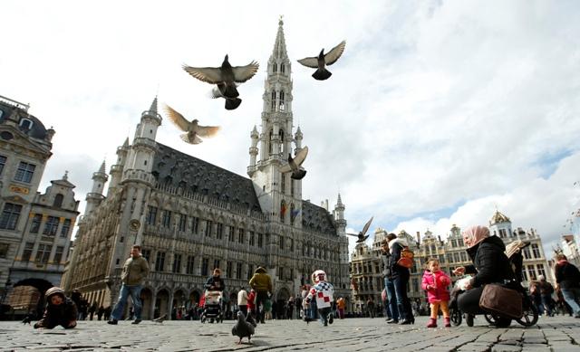 Život po teroristických útokoch na Námestí Grand Place v Bruseli