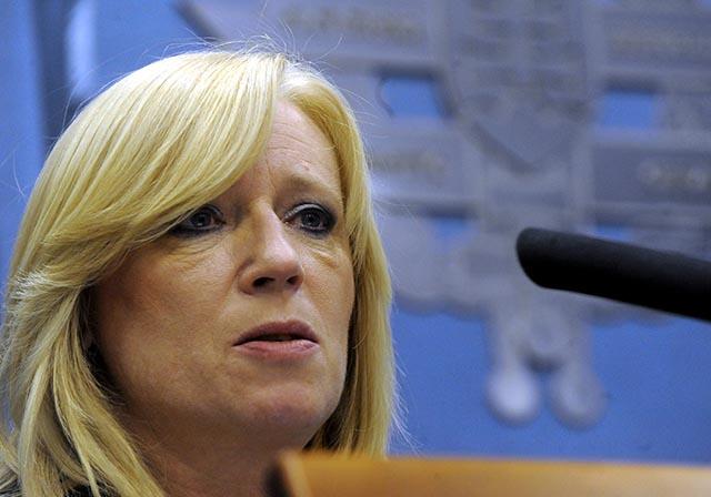 Bývalá slovenská premiérka Iveta Radičová