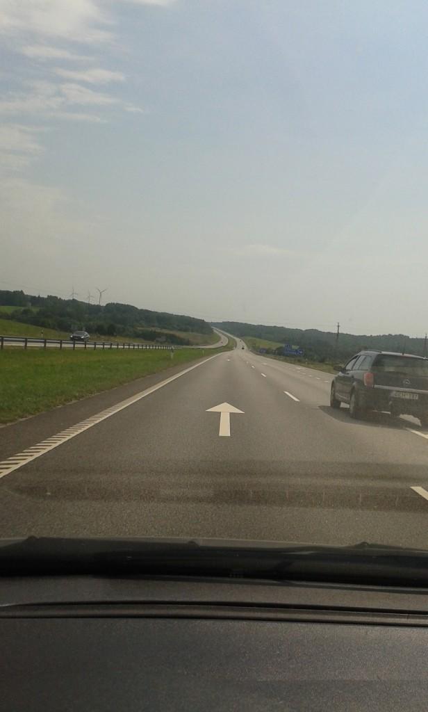 Cesta domov po komfortnej diaľnici