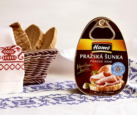 Na snímke jeden z produktov spoločnosti Hamé