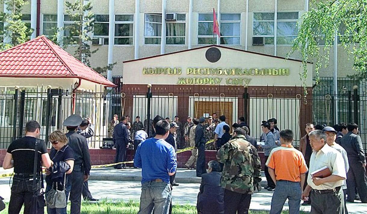 Kirgizsko zatykania