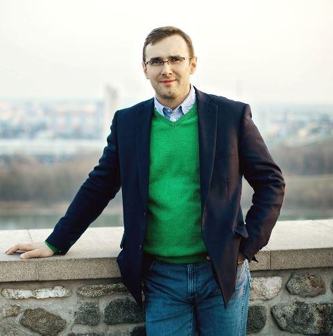 Na snímke Martin Fedor (#Sieť)
