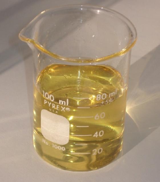 Bionafta vyrobená zo sójového oleja