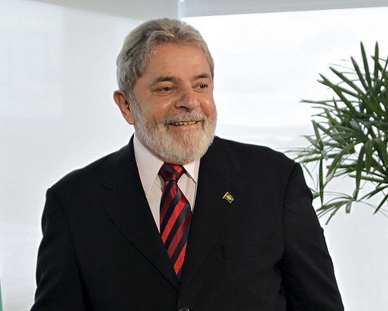 Na archívnej snímke bývalý brazílsky prezident Luiz Inácio Lula da Silva