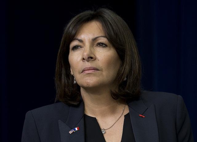 Parížska starostka Anne Hidalgová