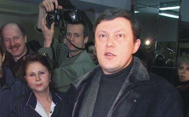 Na archívnej snímke Grigorij Javlinskij