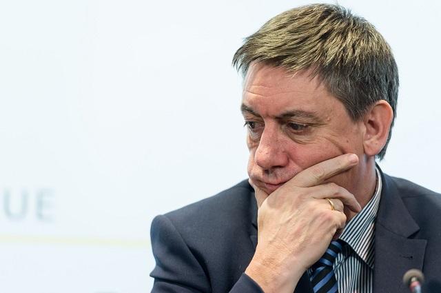 Belgický minister vnútra Jan Jambon