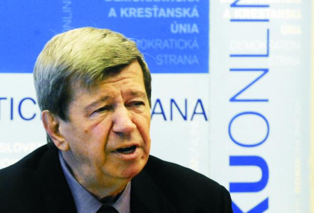 Europoslanec Eduard Kukan