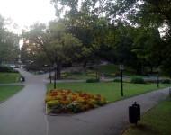 Nádherne upravené a čisté. To sú mestské parky v Rige