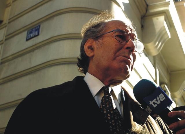 Adolfo Pérez Esquivel  (na snímke) získal Nobelovu cenu mieru v roku 1980 za svoju obranu ľudských práv počas argentínskej diktatúry