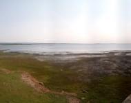 Na snímke pobrežie Estónska