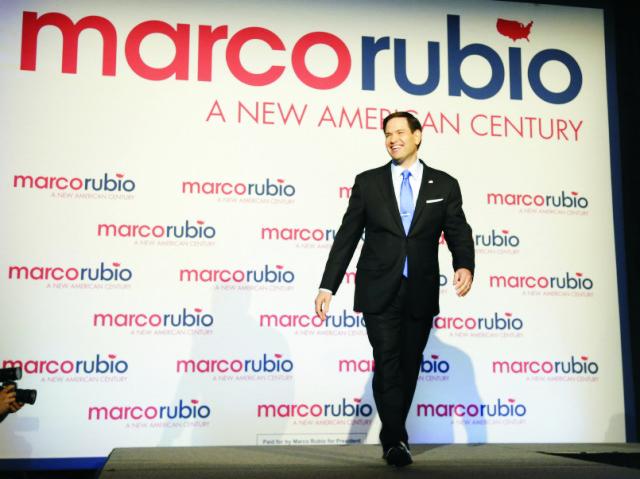 Americký republikánsky senátor Marco Rubio