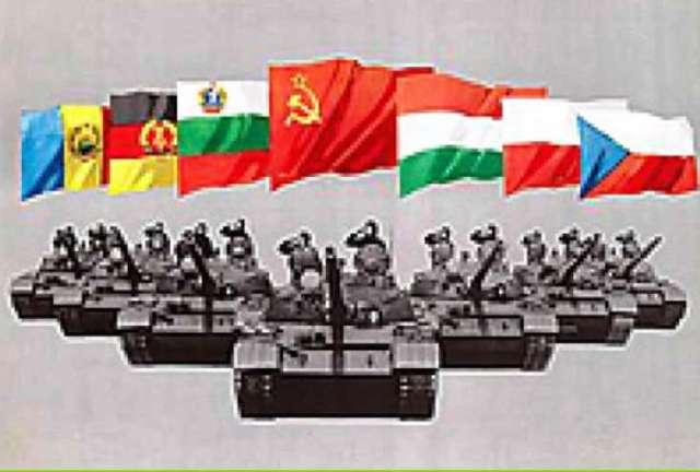 MRAVENISKO. Vyrocie, ktore si nevsimli mainstreamove media: Pred stvrtstorocim odklepli likvidaciu Varsavskej zmluvy - Hlavne sp