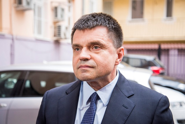 Na snímke minister školstva, vedy, výskumu a športu Peter Plavčan