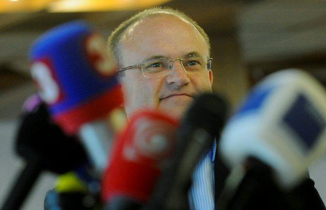 Na snímke poslanec Národnej rady SR a podpredseda SaS Jozef Mihál