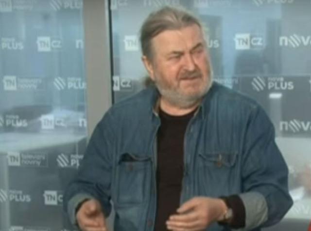 Na snímke František Ringo Čech