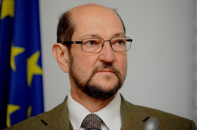 Na snímke europoslanec Boris Zala