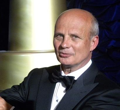 Michal Horáček,  textár, podnikateľ a novinár