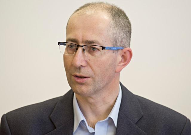 Na snímke výkonný riaditeľ PAS Peter Kremský