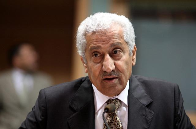 Jordánsky premiér Abdalláh Ansúr