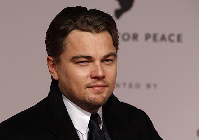 Na snímke americký herec Leonardo DiCaprio