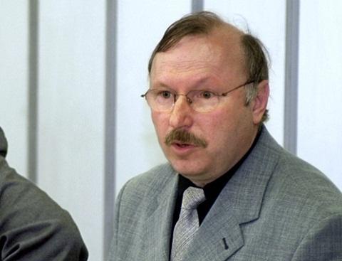 Na archívnej snímke bývalý šéf slovenských vyšetrovateľov a generál Jaroslav Ivor