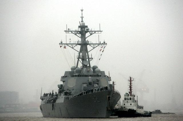 Americký torpédoborec