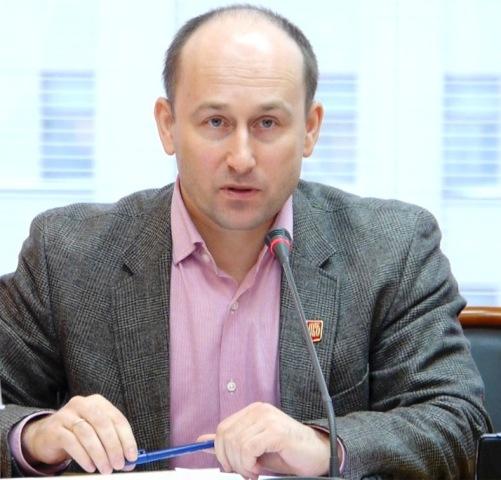 Na snímke Nikolaj Starikov