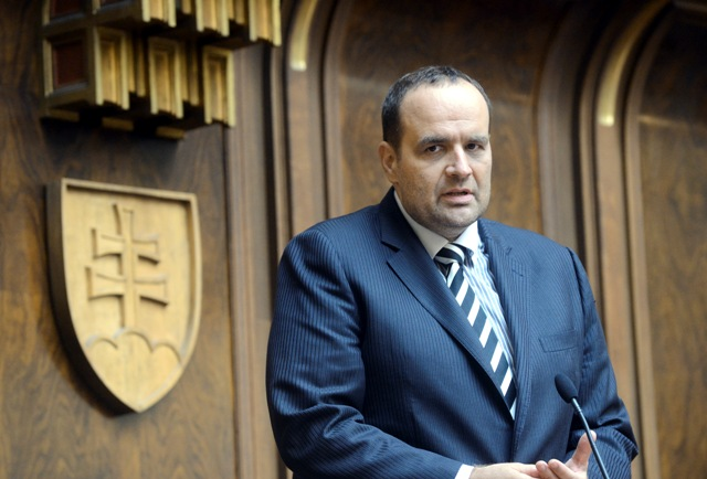 Na snímke predseda Bratislavského samosprávneho kraja Pavol Frešo