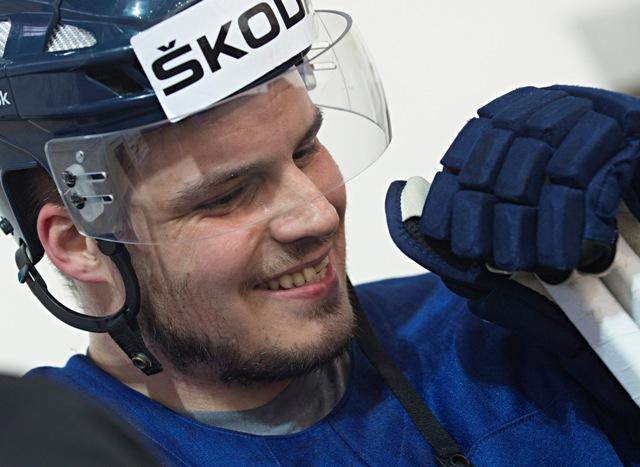 Na snímke Patrik Lušňák