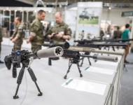 Zo 6. ročníka medzinárodného veľtrhu obrannej techniky IDEB 2016