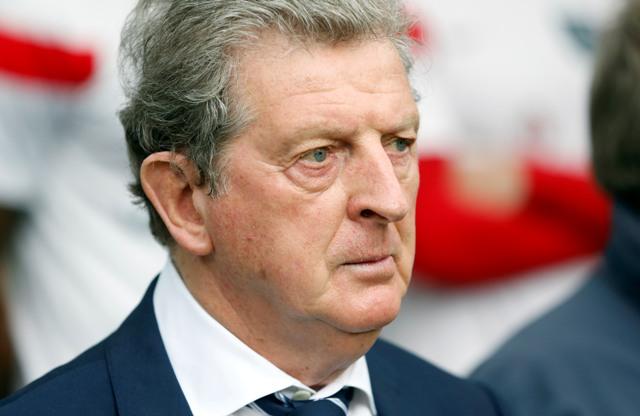 Na snímke tréner anglickej futbalovej reprezentácie Roy Hodgson