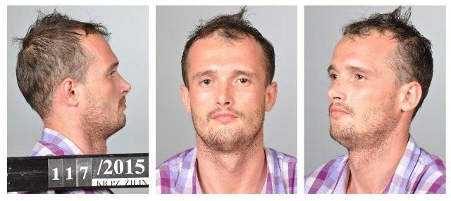 Žilinskí policajti pátrajú po 28-ročnom Jozefovi Ď. (na kombosnímke) zo Žiliny