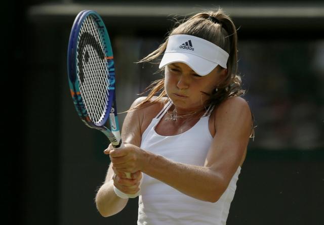 Na snímke lovenská tenistka Daniela Hantuchová