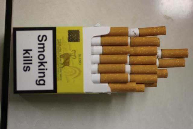 Najhorúcejšie fajčenie videá