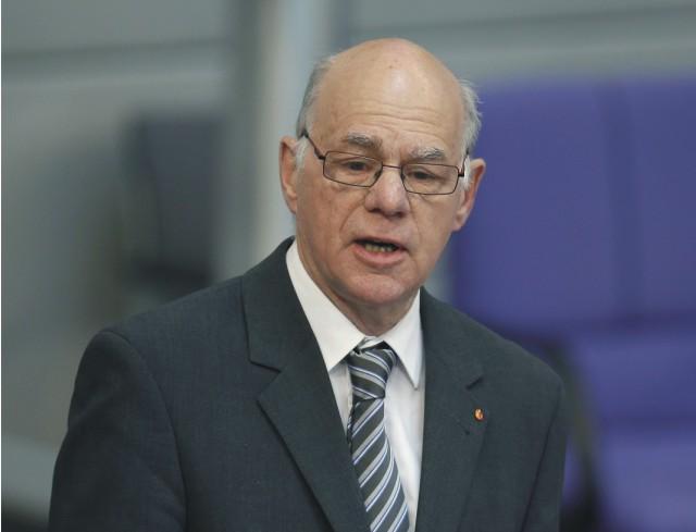 Predseda nemeckého Spolkového snemu Norbert Lammert