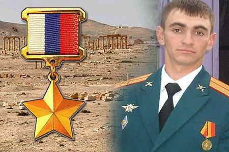 Siedmym mŕtvym sa stal nadporučík Specnazu Alexander Prochorenko Foto: facebook