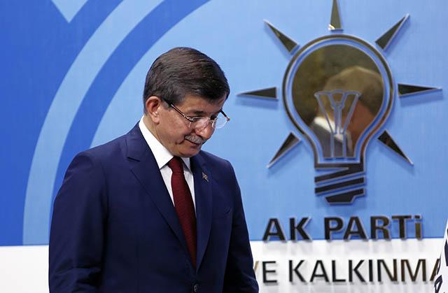 Bývalý turecký premiér Ahmet Davutoglu