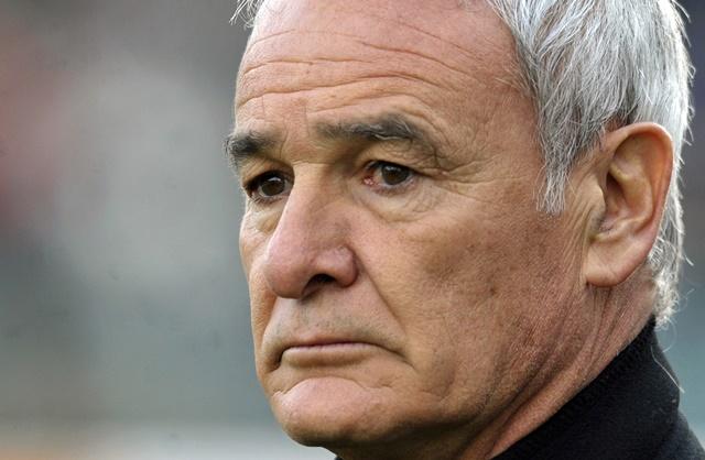 Na snímke z roku 2011  Claudio Ranieri