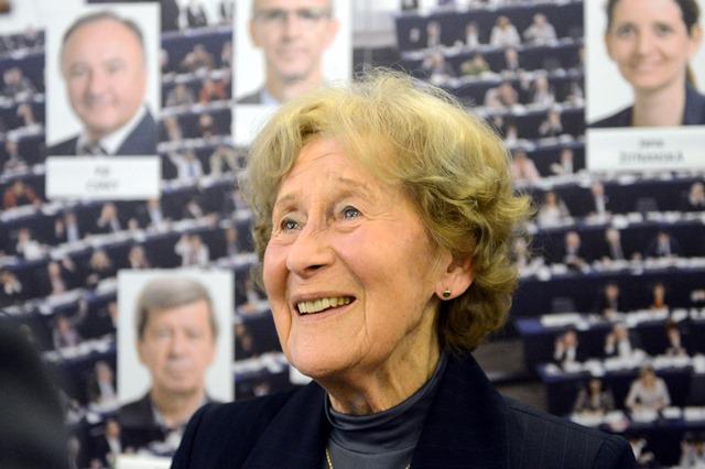 Na snímke prezidentka Ligy proti rakovine Eva Siracká